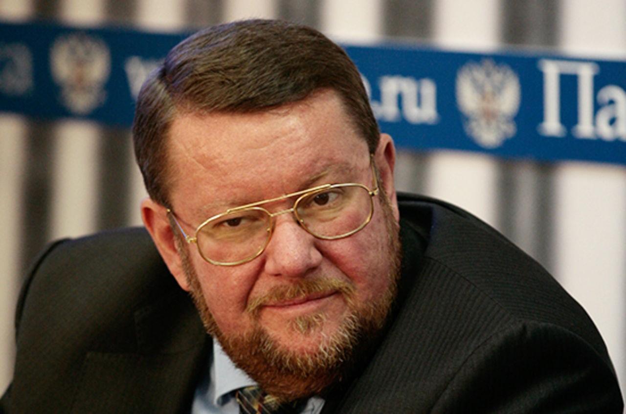 Евгений Сатановский, политолог