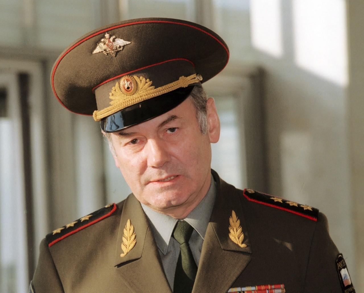 Генерал-полковник Ивашов