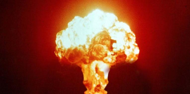 Гриб ядерного взрыва