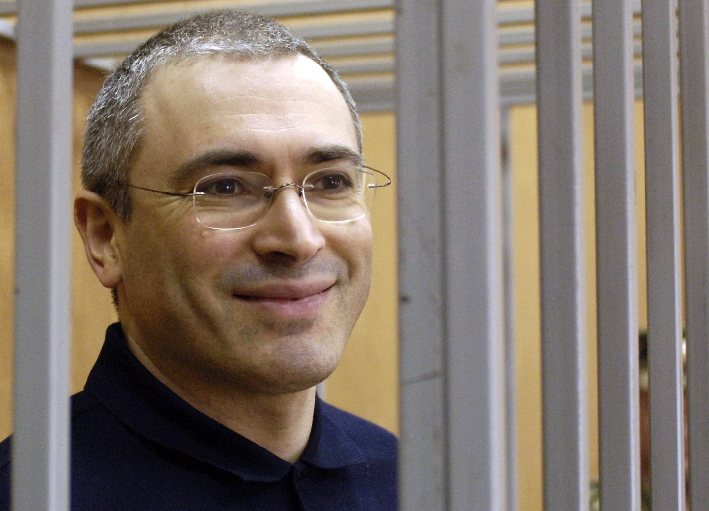 Ходорковский за решеткой