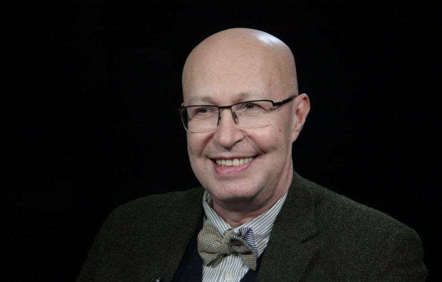 Историк Валерий Соловей
