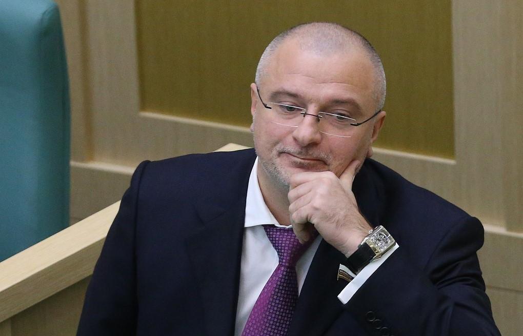 Клишас с часами стоимостью миллионы рублей