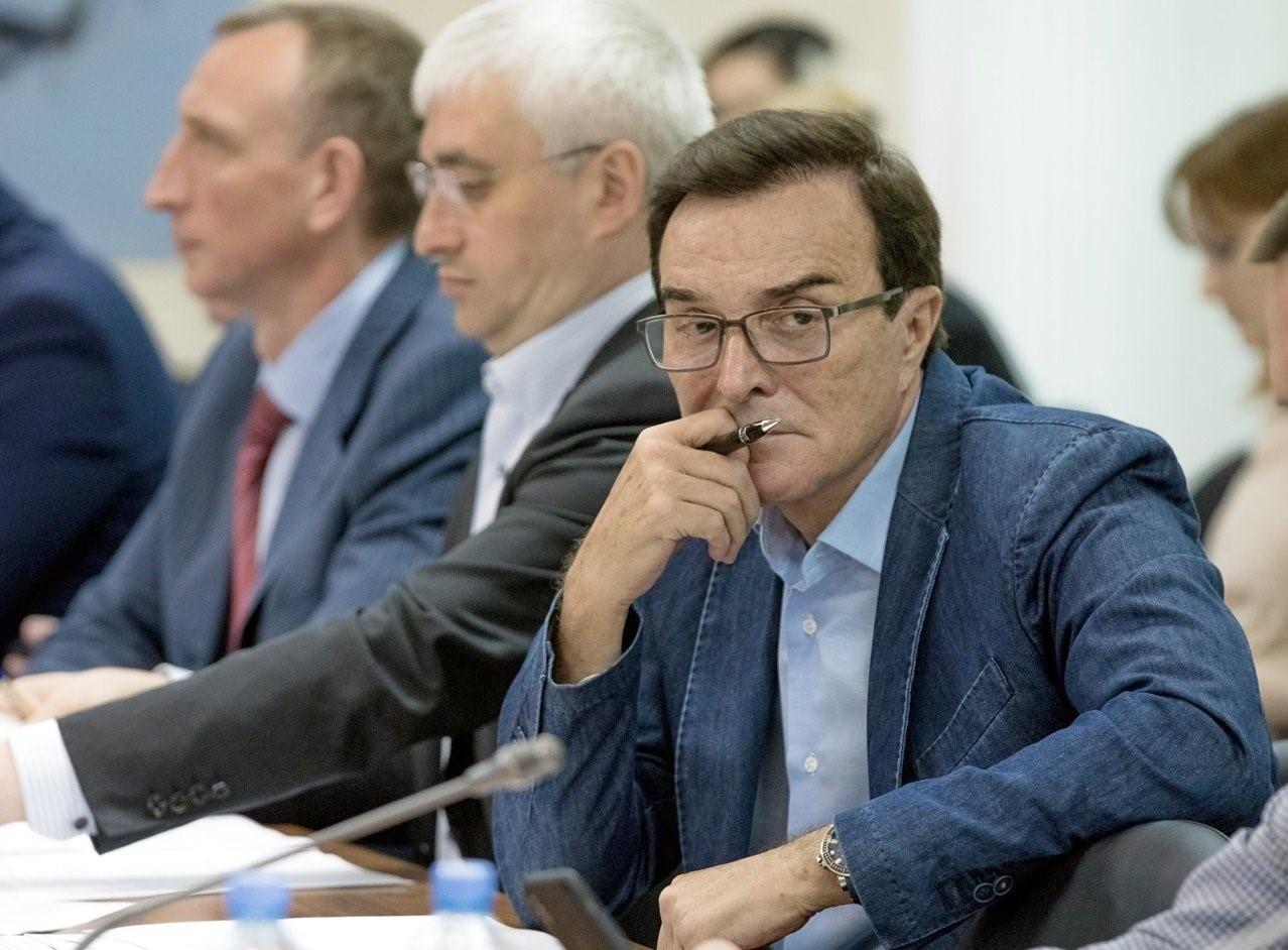 Максимов на заседании Госдумы