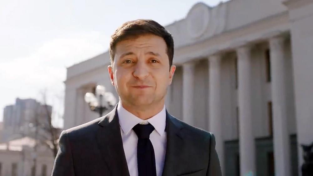 Новый президент Украины