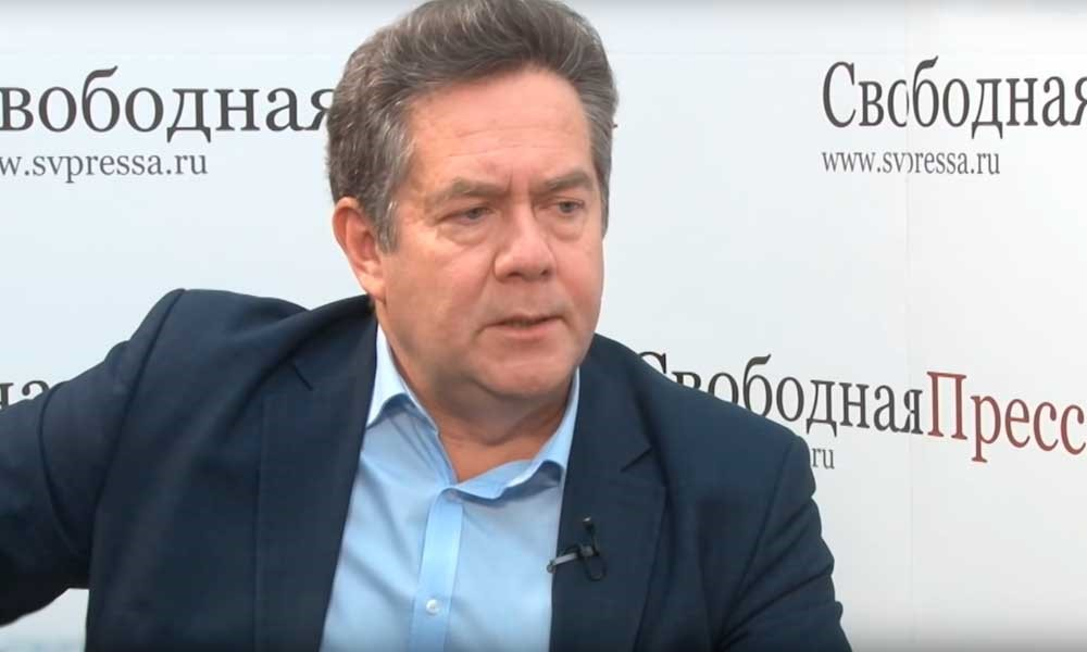Платошкин рассуждает о СССР