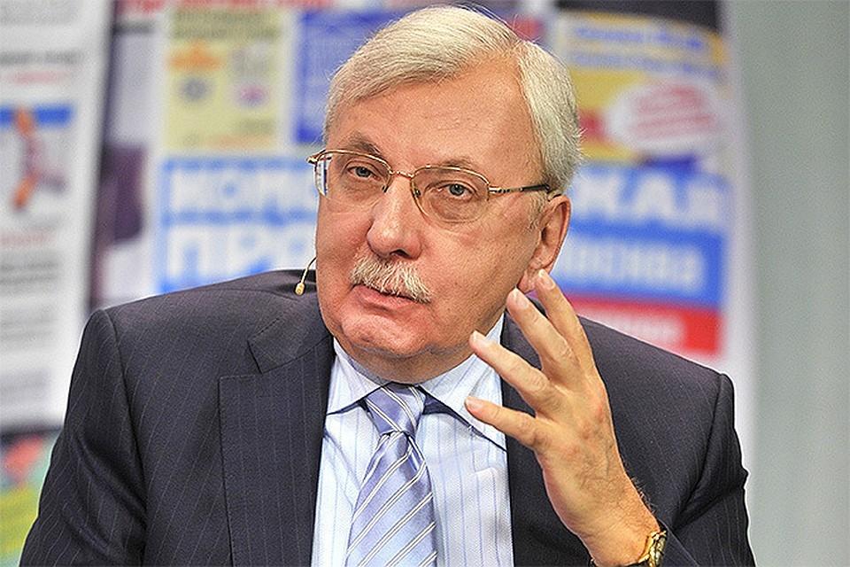 Политолог Третьяков рассуждает о будущем России