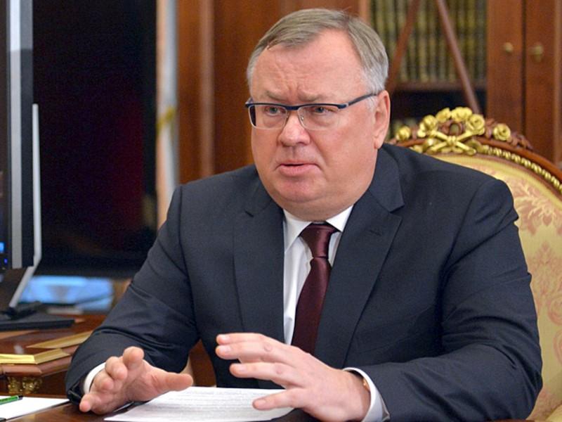 Президент ВТБ Костин