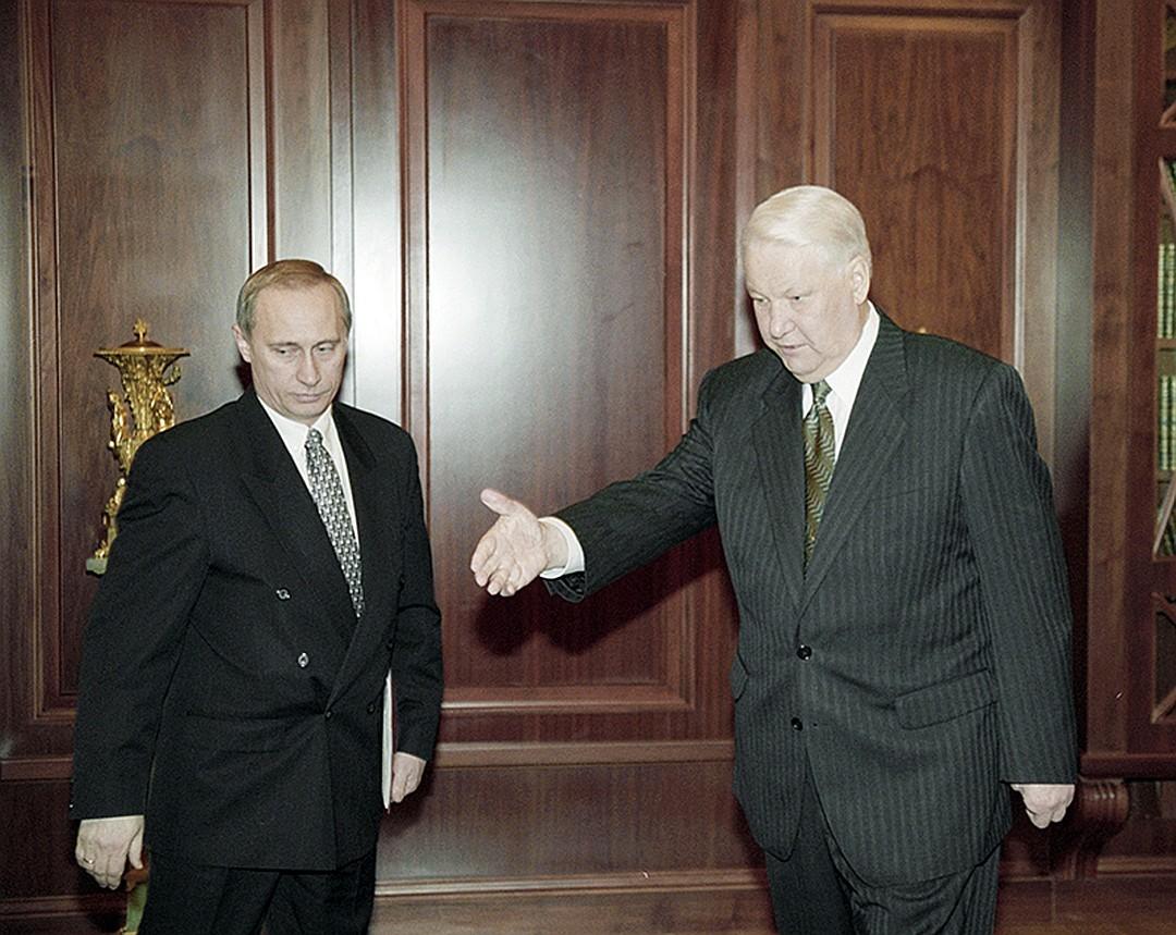 20 лет «эры Путина»