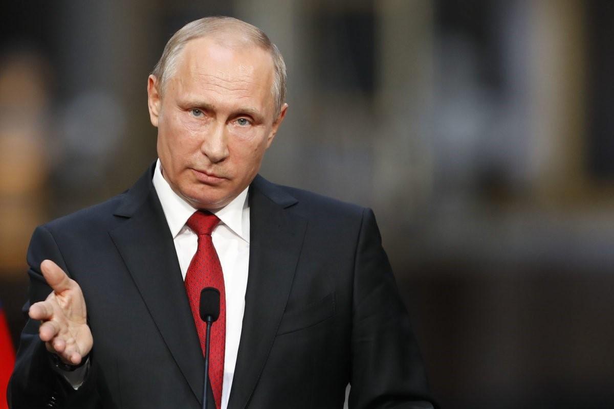 Путин объясняет