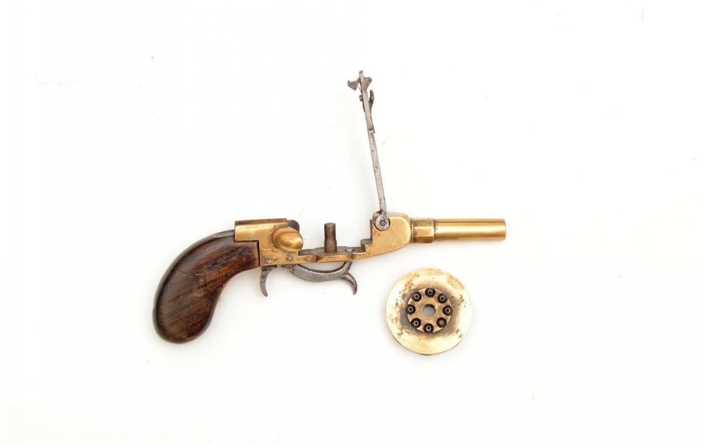 Револьвер Кохрейна