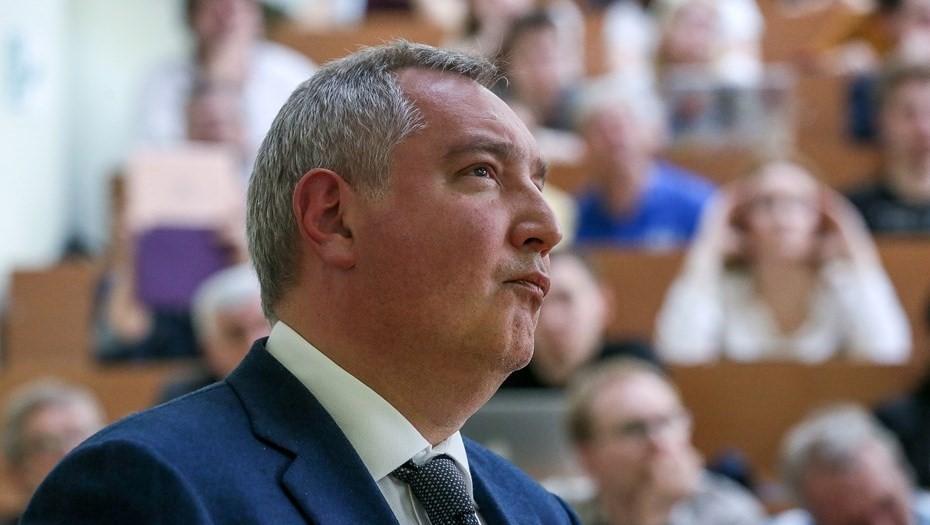 Рогозин рассуждает о покорении Космоса