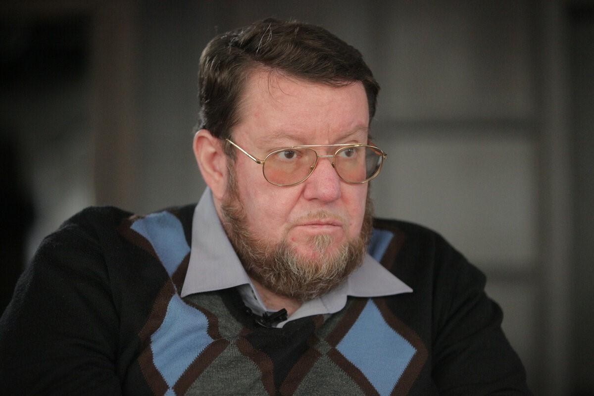 Российский политолог Евгений Сатановский