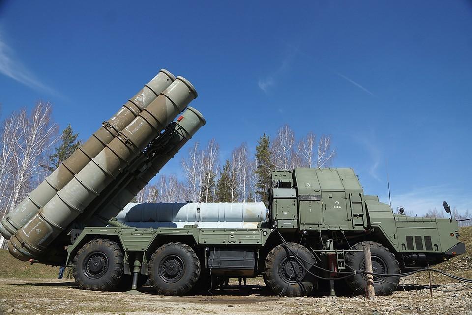Российский ПЗРК С-300