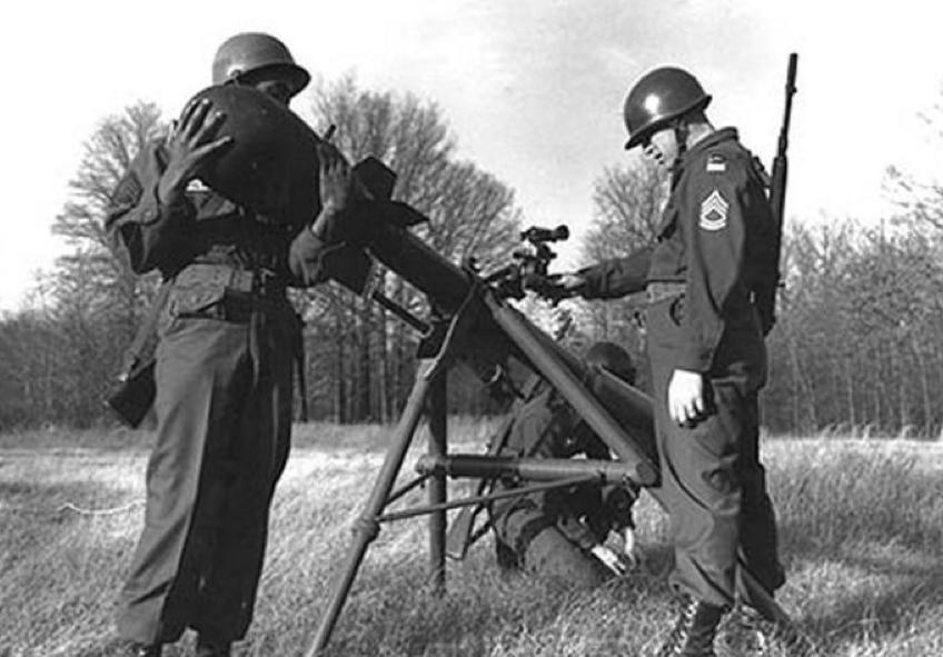 Ручная ядерная боеголовка Nuka launcher