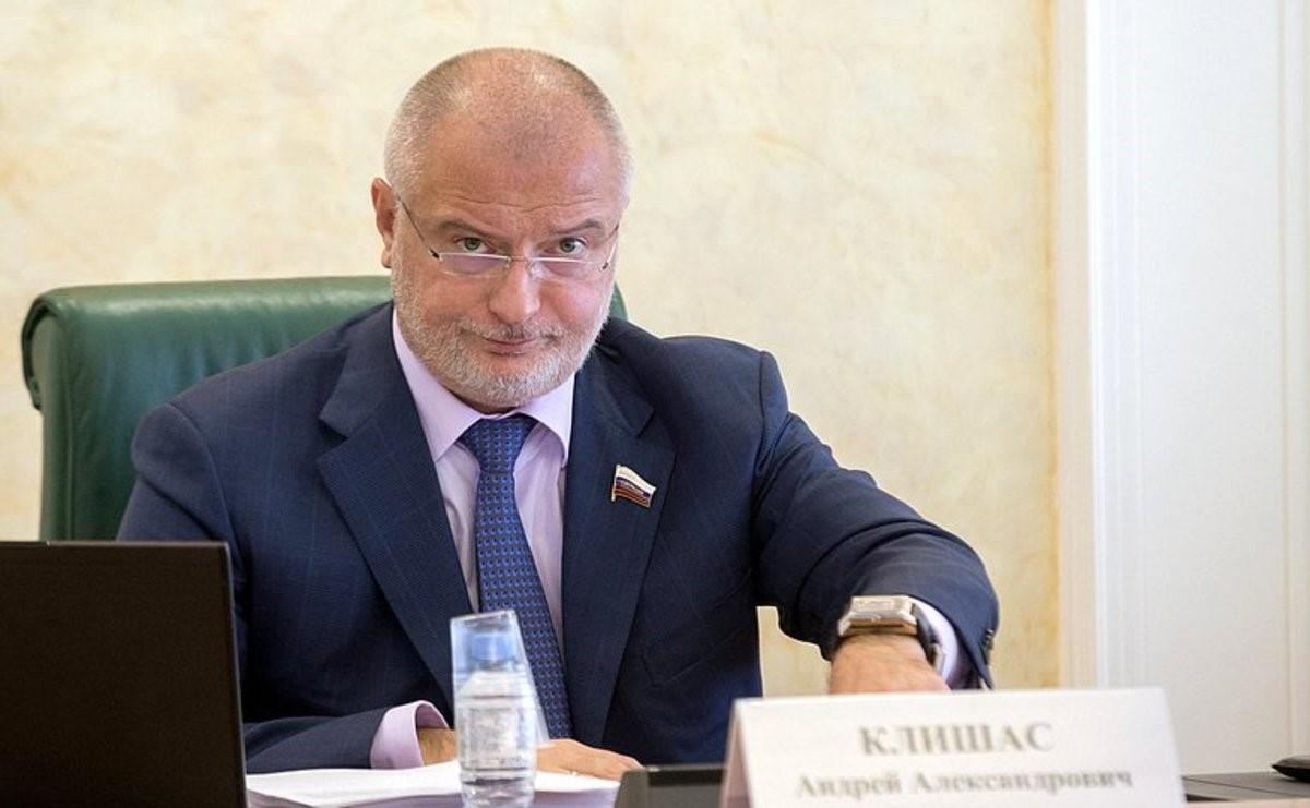 Сенатор Андрей Клишас