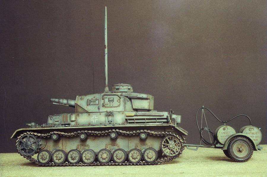 Танк Tauchpanzer
