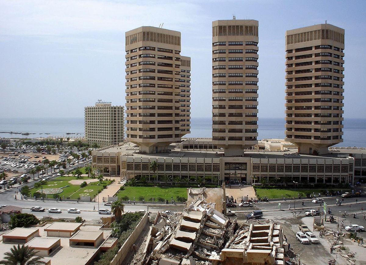 Триполи, столица Ливии
