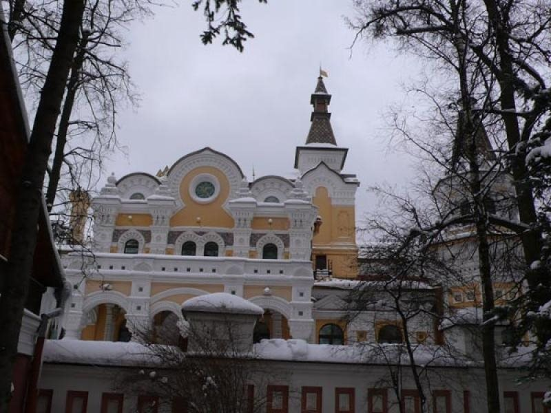 Усадьба Патриарха Кирилла