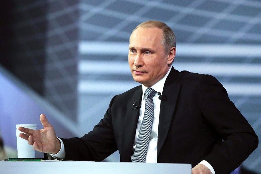 Владимир Путин дает обещания