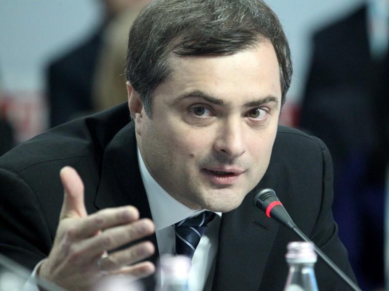 Владислав Сурков, он же Аснанбек Дудаев
