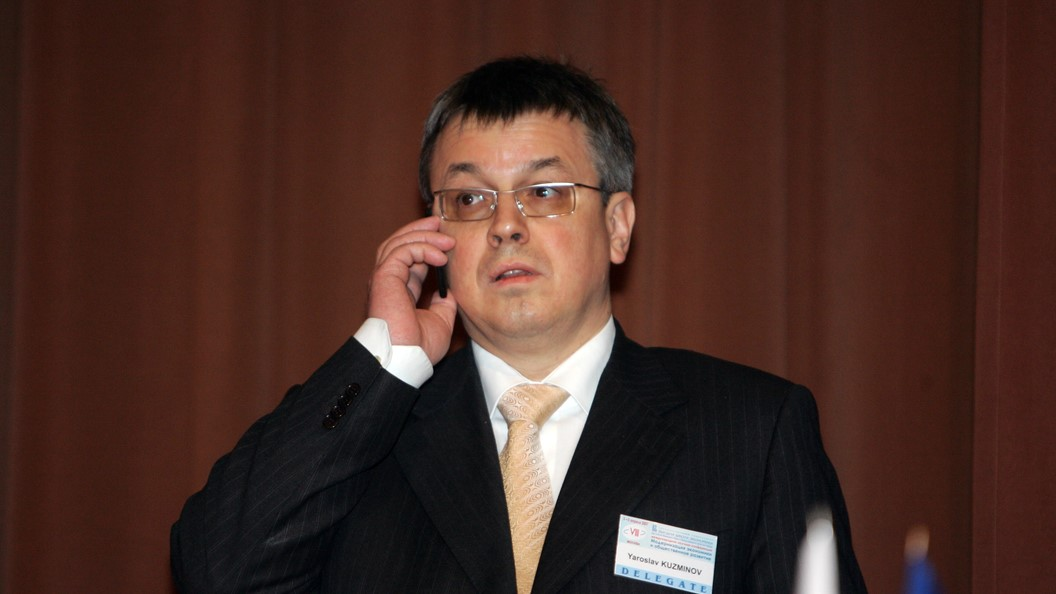 Ярослав Кузнецов, муж Набиуллиной