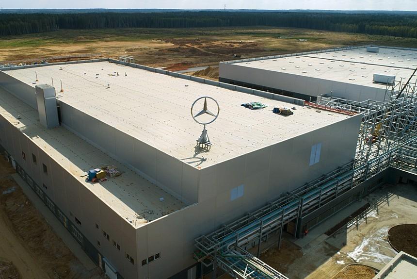 Завод Мерседес