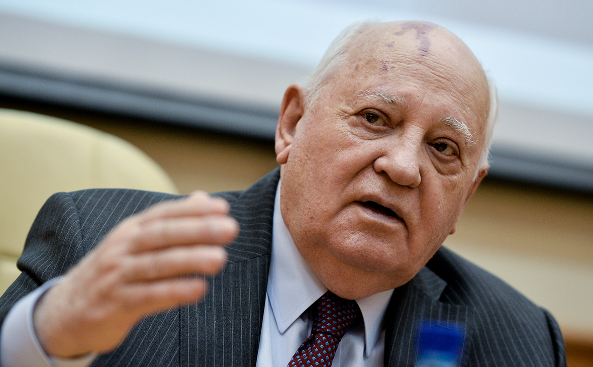 Картинки по запросу Горбачев