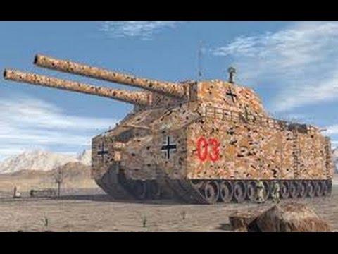 в каком году появились танки
