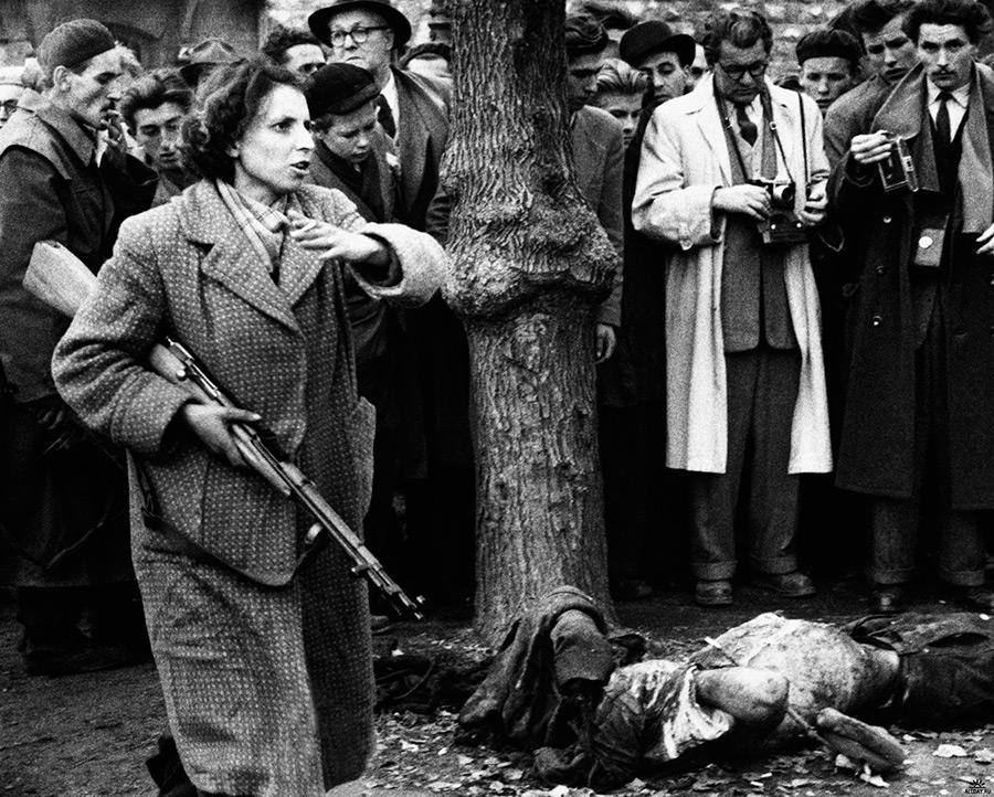 события в венгрии 1956 года кратко