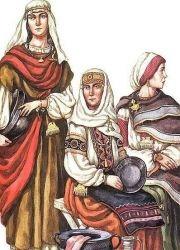 что носили в древней руси