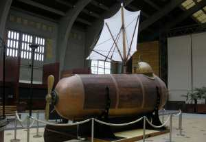 как устроена подводная лодка