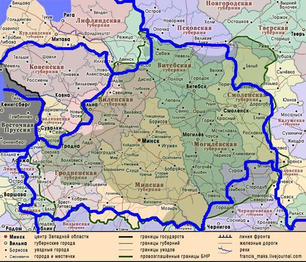 территория польши до 1939 года карта