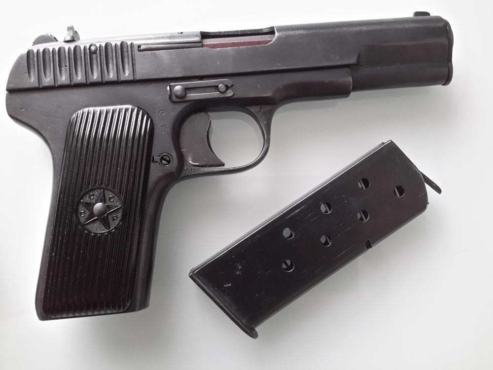 пистолет лидер 10х32т