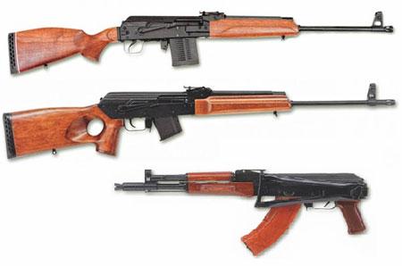 винтовки для охоты