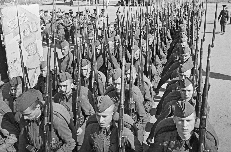 во сколько напали немцы в 1941