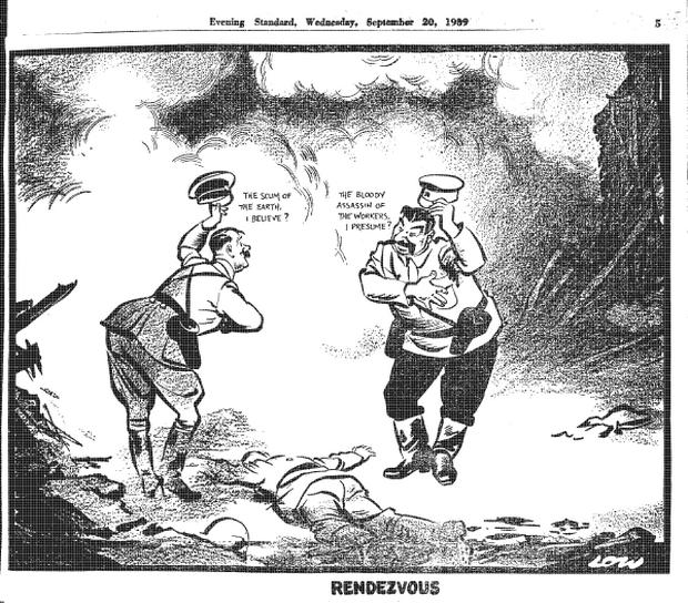 вторжение в польшу 1939