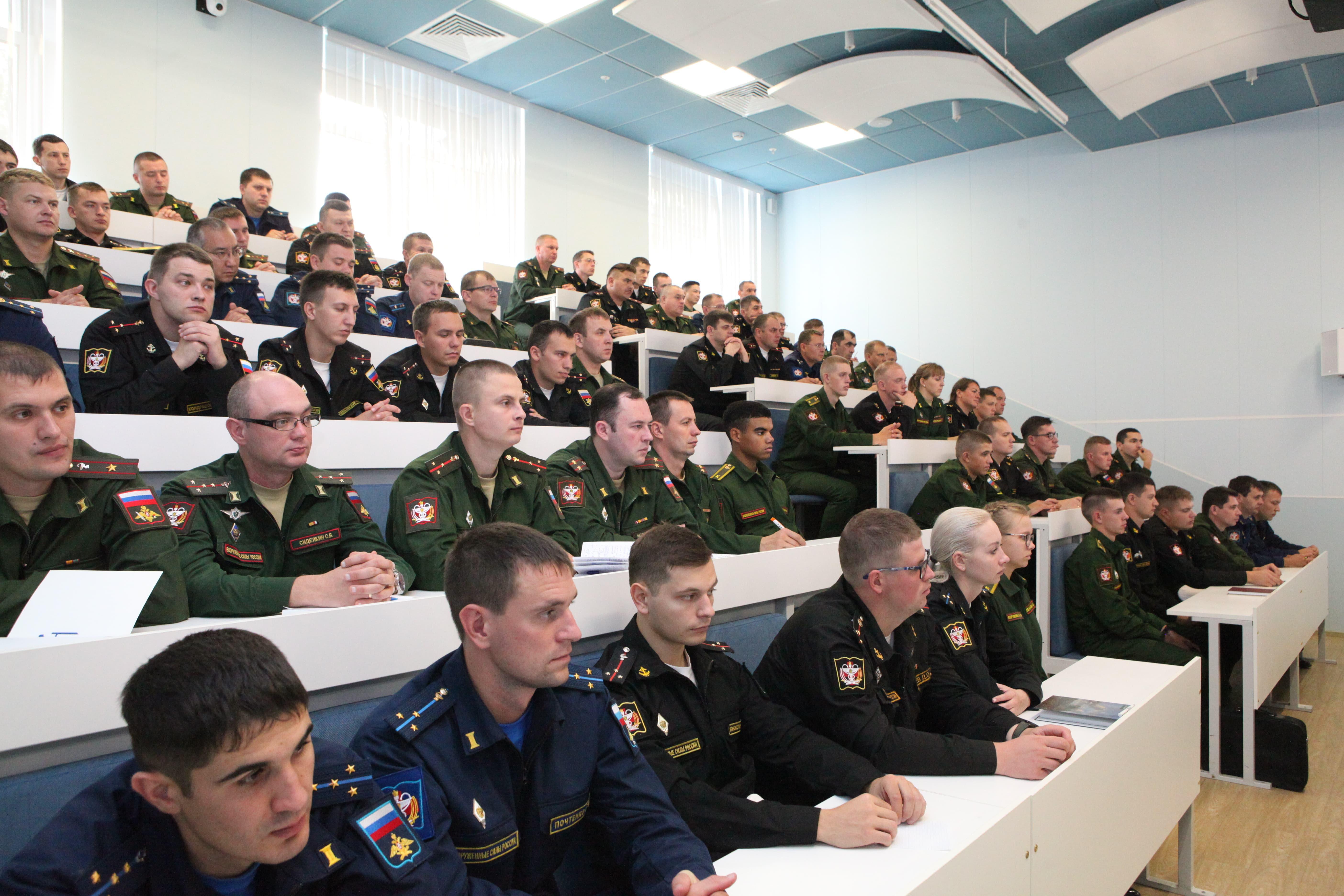 академия генерального штаба вооруженных сил