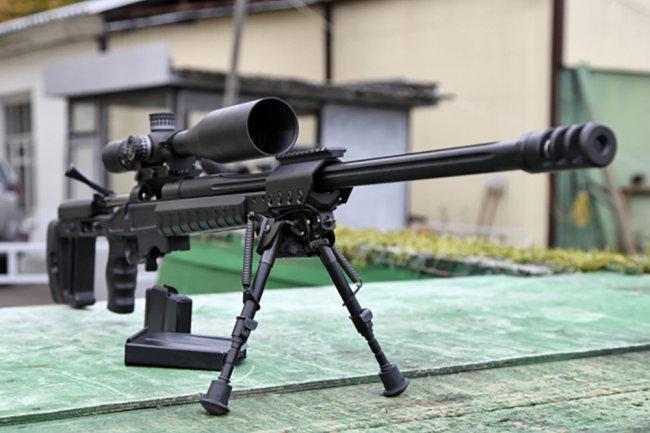 российские винтовки