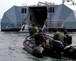 морские котики военные