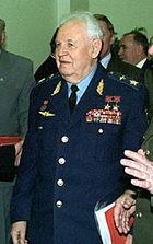главнокомандующий вкс россии