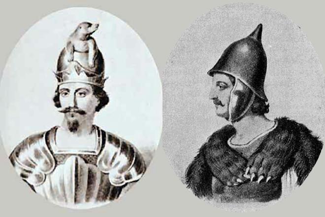 как умер святослав игоревич