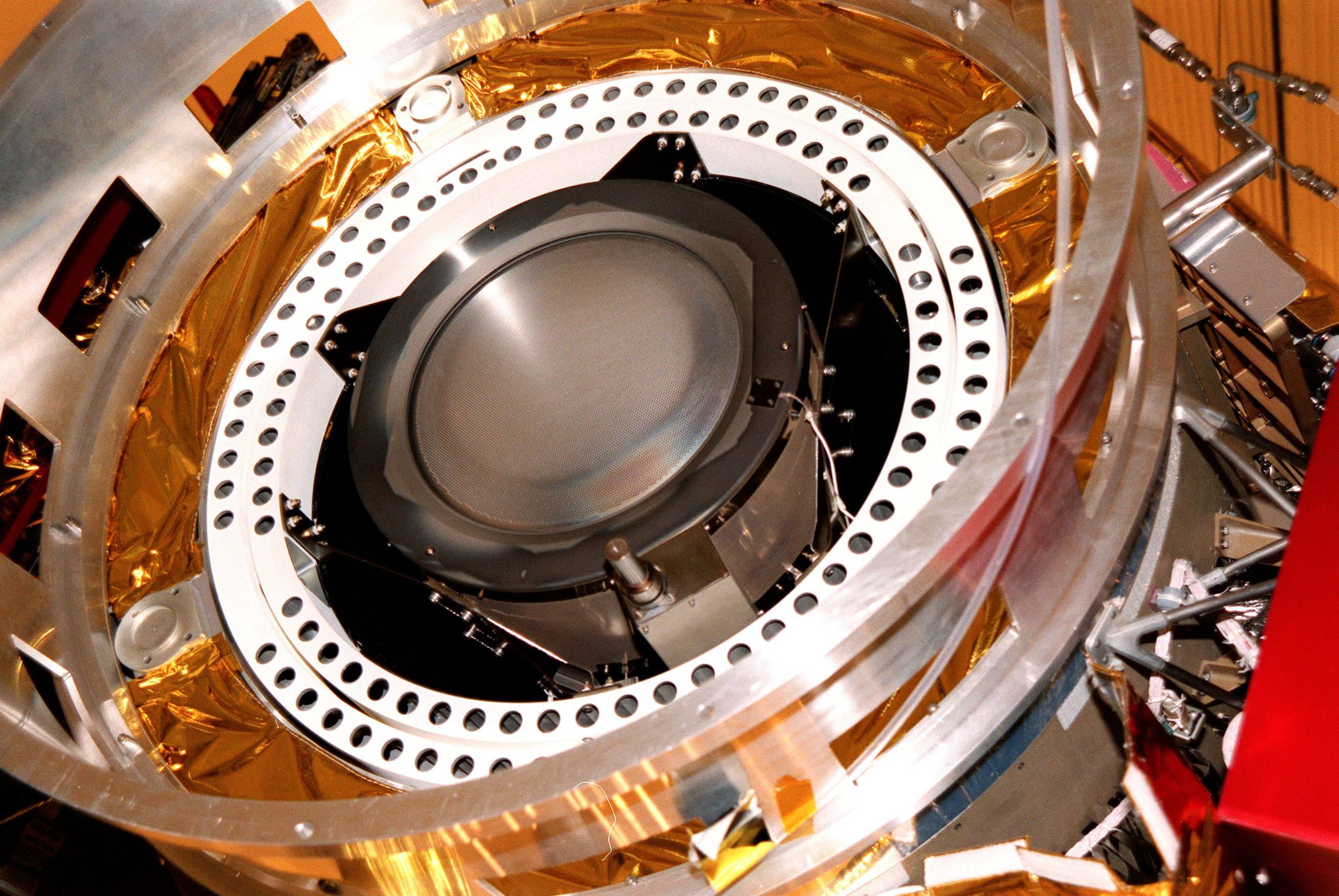 принцип работы ядерного двигателя