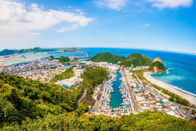 сколько островов в японии