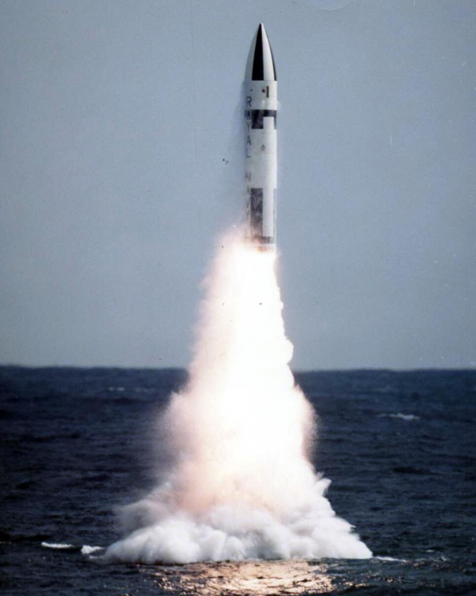 подводная лодка посейдон