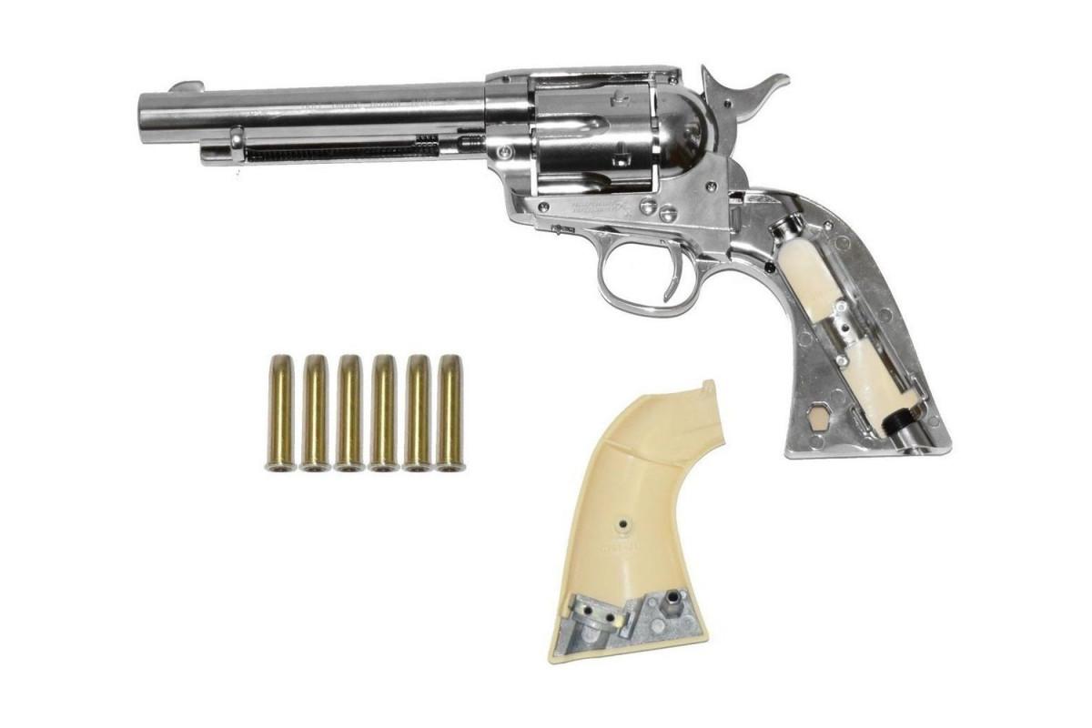 револьвер кольт 45 калибра