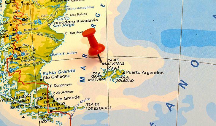 англо аргентинский конфликт