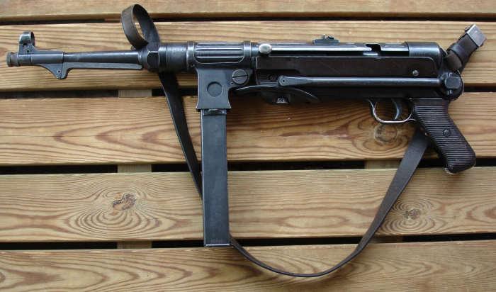 оружие войны 1941 1945