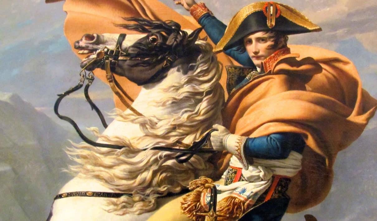 наполеон провозглашен императором французов в