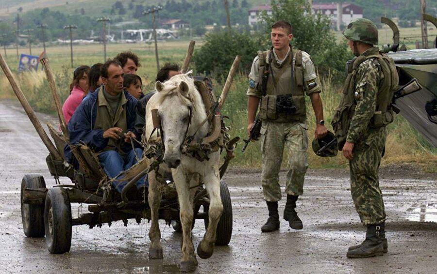 марш на приштину