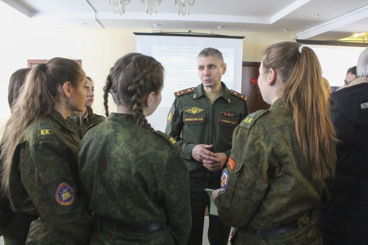 военная академия рвсн